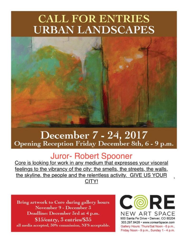 Core Urban Landscape