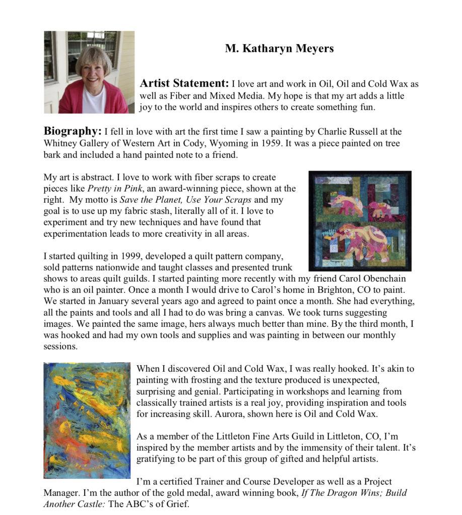 M. Kathryn Meyers