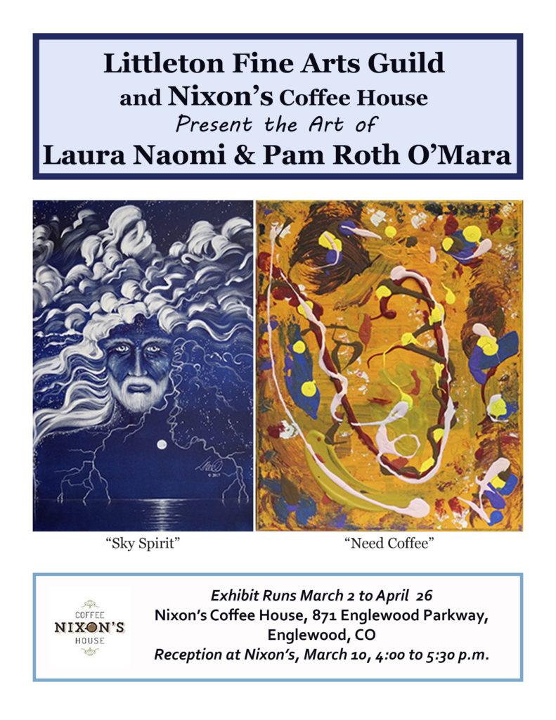 Nixons March April show