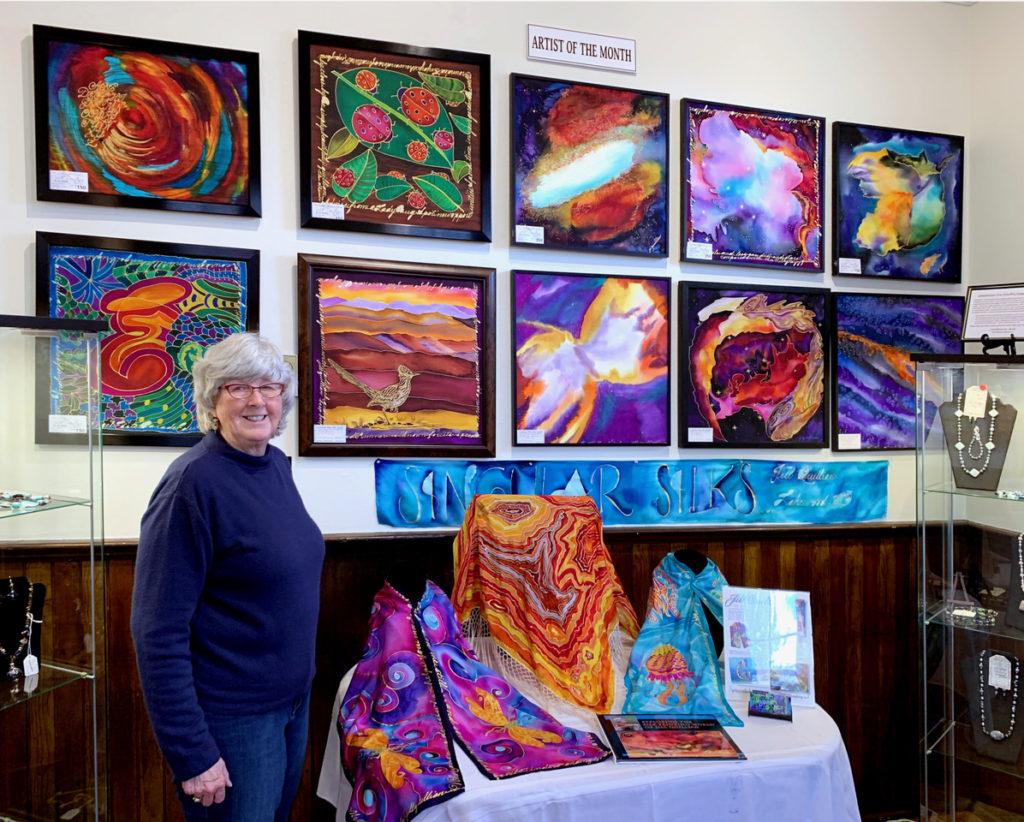 Jill Quillian Artist