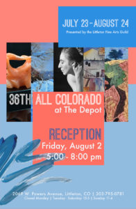 Depot Art Gallery All Colorado Show 2019