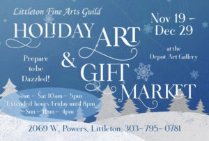 2019 Holiday Gift & Holiday Market