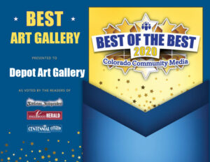 Depot Art Gallery Best of the Best 2020