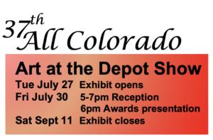 37th All Colorado Show 2021